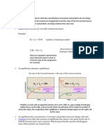 LTM CHEMICAL EQUILIBRIUM