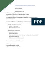 Tipos de Fallas Comunes en Maquinas Eléctricas Rotativas y Estáticas