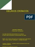 DELIRIOS CRÓNICOS