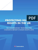 Protecting Human Rights in the UK