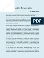 Chavez_UnaRevolucionDemocrática - WilliamOspina