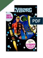 LCDE045 - Curtis Garland - Cyborg