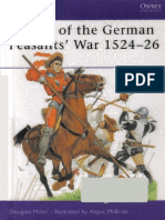 (eBook) - Osprey Publishing - Men at Arms Series No. 384 - Armies of the German Peasants War 1524-26