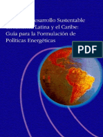 Guia de Formulacion de Polilticas Energeticas