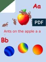 Ants on the Apple EK 2