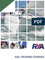 RYA_Sail Cruising Courses
