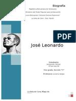 Jose Leonardo Chirino
