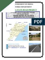 012-OKK-Final Culvert Design Report (Bhawanipatna - Khariar)
