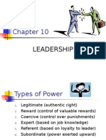 MG 204-Principles of Management-Chapt10