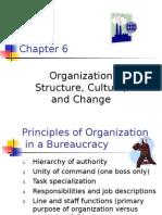 MG 204-Principles of Management-Chapt8