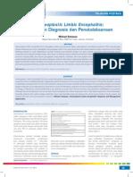 Paraneoplastic Limbic Encephalitis-Pendekatan Diagnosis Dan Penatalaksanaan