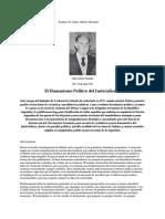 El Humanismo Del Justicialismo - Carlos Alberto Disandro