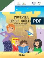 Caiet Activitati Povestea Limbii Romane-1