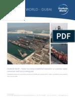 Factsheet Dubai 2013
