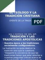 El Teólogo y La Tradición Cristiana w