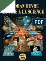 LE CORAN OUVRE LA VOIE A LA SCIENCE