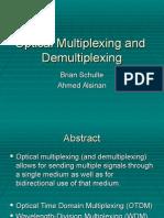 Multiplexing Presentation
