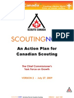 Task Force Action Plan - VERSION 2 - July 2009