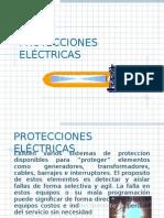 4 PROTECCIONES ELÉCTRICAS