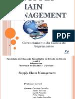 Supply Chain Management Trabalho