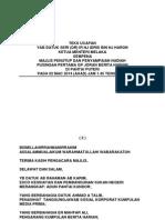 02-03-2014 1.45 Tgh Majlis Penutup Dan Penyampaian Hadiah Pusingan Pertama Gp Joran Berita Harian Di Pantai Puteri