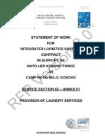 04-02-01 CNS ILS SOW Svc Sec 02 Annex 01 Laundry RFP Version 2.0