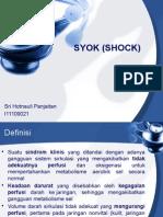 Syok (Shock)