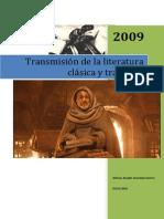 2. Transmisión de Los Textos y Tradición Clásica