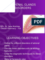 Adrenal Gland Disorder 702