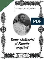 Constantin Mihoc - Taina căsătoriei și Familia creștină