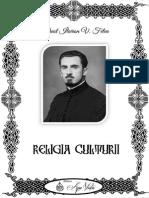 Ilarion Felea - Religia Culturii