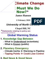 James Hansen Chapel Hill