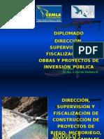 Texto Adicional -Introducción a La Dirección, Supervisión y Fiscalización de La Construcción de Obras de Riego