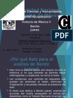 Benito Juárez-Exposición. (1)