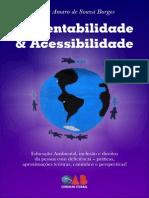 LIVRO - Sustentabilidade e Acessibilidade - Jorge Amaro