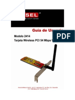 54M Wireless PCI Manual.esp2a