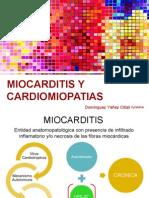 Miocarditis y Cardiomiopatias