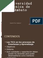 Curso Docencia Universitaria Jeaneth Pico Sandoval