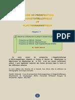 Prospection Tellurique et Magnetotellurique