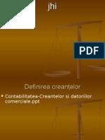 177509151 Contabilitatea Creantelor
