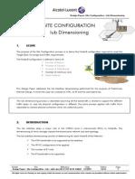 ND W-CDMA Design Paper - Site Configuration - Iub - Ed16