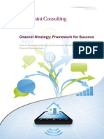 Channel Strategy Framework for Success