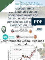 2. Casas Bioclimatizadas Solares InterCLIMA 2013
