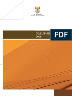 Development Indicators 2009