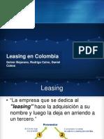 Leasing en Colombia