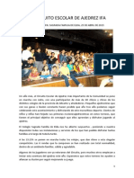 Xii Circuito Ifa 2015 - Torneo 1_ Sagrada Familia