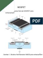 Mosfet materi elektronika dasar 2