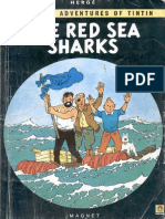 Tintin and the Red Sea Sharks