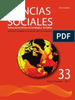 REVISTA Ciencias Sociales