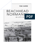 Beachhead Normandy an LCT's Odyssey by Thomas Carter